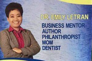 PHOTO DR EMILY LETRAN