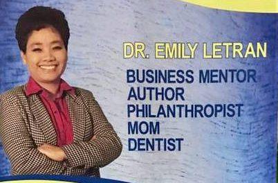 DR. EMILY LETRAN ON THE JOY & SUCCESS SHOW