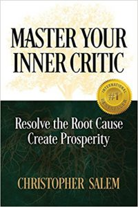 CHRIS SALEM'S MASTER YOUR INNER CRITIC Book cover