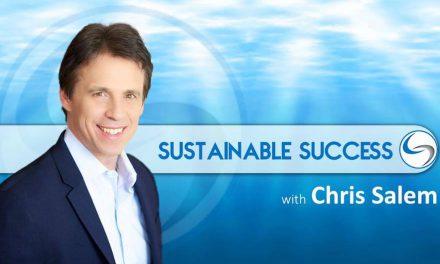 CHRISTOPHER SALEM ON THE JOY & SUCCESS SHOW