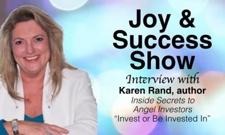 Inside Secrets to Angel Investing with Karen Rands